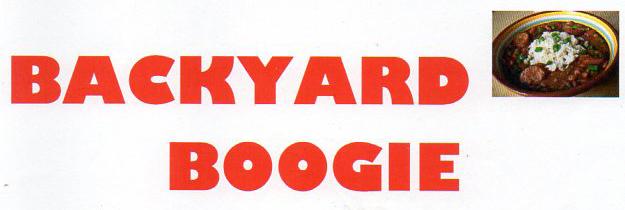 LALA Backyard Boogie Fundraiser